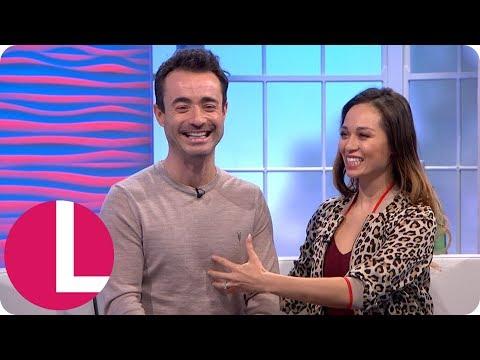 Strictly's Joe McFadden Got Dancing Advice From Ed Balls | Lorraine