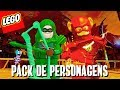 A DLC De Flash, Arrow e as Séries de TV da CW em LEGO DC Super Villains