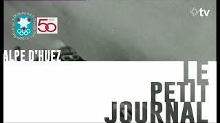 Le Petit Journal du 19 Février  // J.O BOBSLEIGH 1968