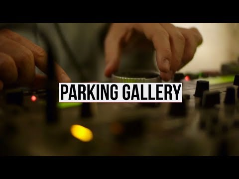 parking gallery – the natural way