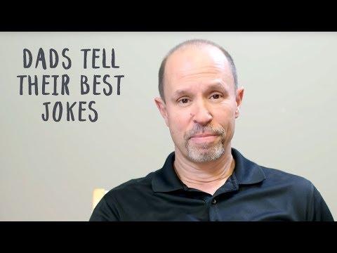 Dads Tell Their Best Jokes