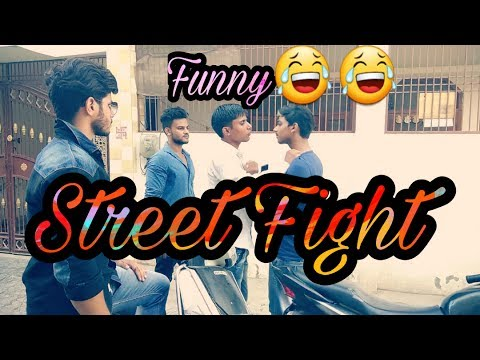 | Funny Street Fight | High Attitude Gives You This