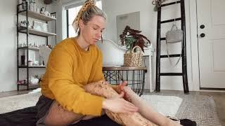 At Home DIY Body Bronzing!