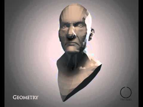 Teo KiKi Serge Merlin Zbrush Sculpt