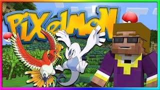crew pixelmon hunting legendaries fails episode 5 minecraft pokemon mod