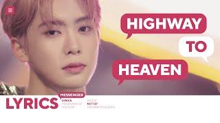 Gambar cover NCT 127 - Highway to Heaven English Ver. Lyrics (Messenger Lyrics)