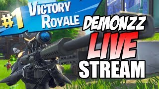 🔴 PLAYING SOME FORTNITE & HAVING SOME GOOD VIBES! GET IN HERE! | FORTNITE BATTLE ROYALE LIVE