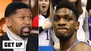 Jalen Rose calls for players to be suspended for the Kansas vs. Kansas State brawl | Get Up