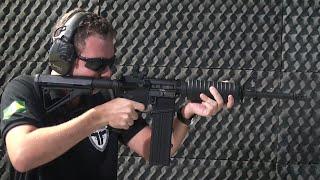 Carabina M4 (AR-15) Enterbras em .380 ACP
