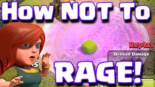 Clash Of Clans Spell Fails | How NOT To Use Spells In Clash Of Clans Part 2