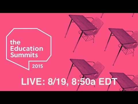 The New Hampshire Education Summit 2015 LIVE