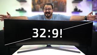 أعرض شاشة Ultrawide على وجه الأرض!   استوديو الباشا #3
