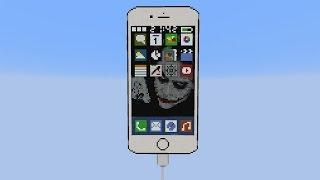 Apple IPhone 6 in Minecraft!