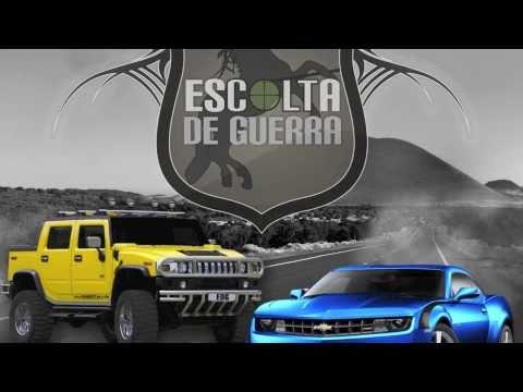 Escolta De Guerra La Hummer Y El Camaro 2011 Oficial