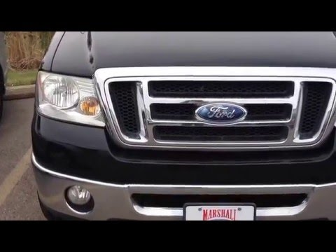2008 Ford F-150 XLT 4x4 | Used Pickup-Truck For Sale
