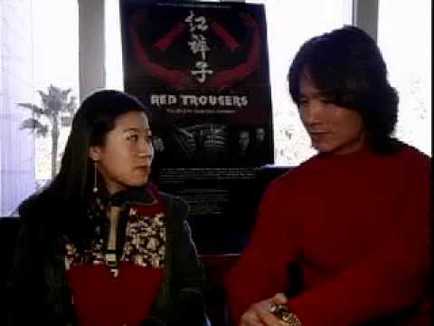 Robin Shou talking about Red Trousers and Mortal Kombat 3 The Movie
