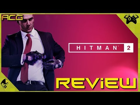 Hitman 2 Review \