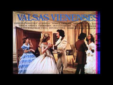 VALSAS VIENNENSES -  (LP COMPLETO)