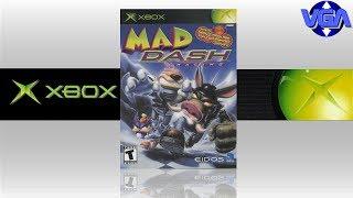 Mad Dash Racing Gameplay Xbox  ( 2002 )