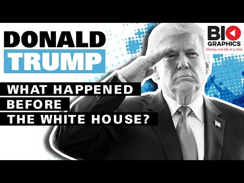 Donald Trump Biography: What Happened Before the White House