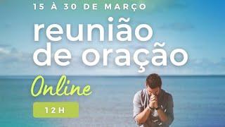 Agenda de Oração 16/03/2021