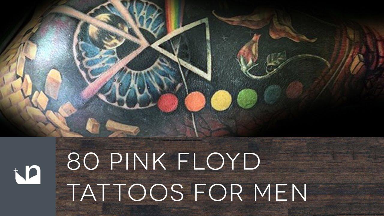 80 Pink Floyd Tattoos Tattoos For Men Youtube