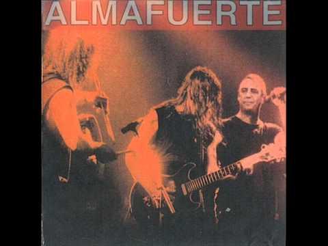 AlmaFuerte - Obras 2001 - Convide rutero.