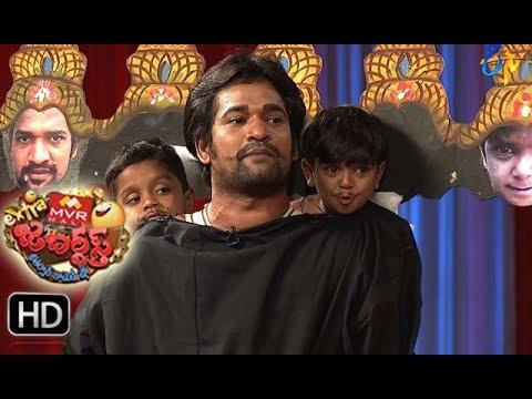 Punch Prasad, Naughty Naresh Performance   Extra Jabardasth  27th October 2017  ETV  Telugu