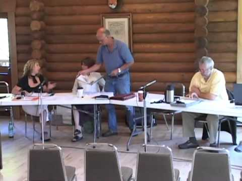 SSI Trust Meeting July 5 - Part 1 of 2