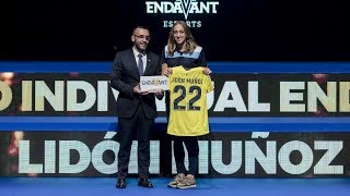 Lidón Muñoz - Premio Endavant Esports individual 2018