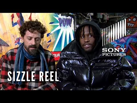 SPIDER-MAN: INTO THE SPIDER-VERSE Sizzle Reel - Paris & London Comic Con