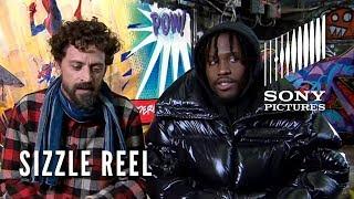 SPIDER-MAN: INTO THE SPIDER-VERSE Sizzle Reel - Paris & London Comic Con