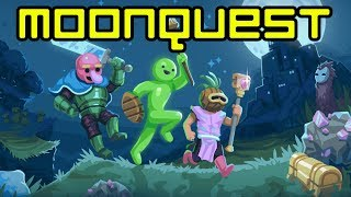 MoonQuest - Open-world Sandbox Like Terraria! - MoonQuest Gameplay