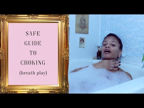 Bath Time with Brielle (SAFE GUIDE TO CHOKING)