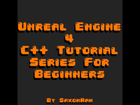 Beginner C++ with Unreal Engine 4