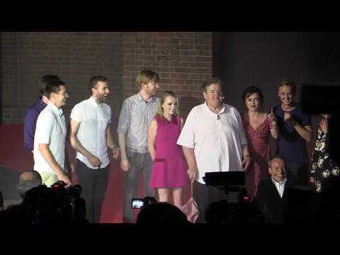 Diagon Alley welcome moment with Harry Potter stars at Universal Orlando