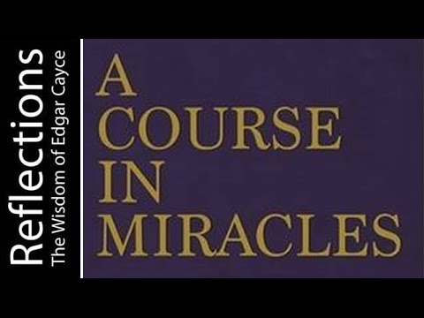 Soul Growth Secrets from the Edgar cayce readings & A Course in Miracles