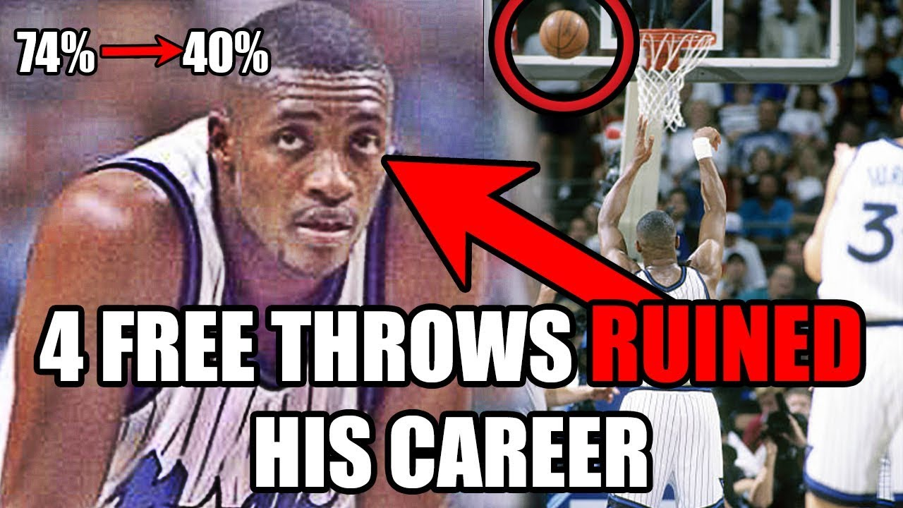 6e254e79d8a1 How 4 Free Throws RUINED This NBA Star s Career - YouTube