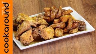 Pollo aromatico alla birra rossa / Ricetta secondi di carne