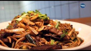 Еда по-азиатски в Тюмени