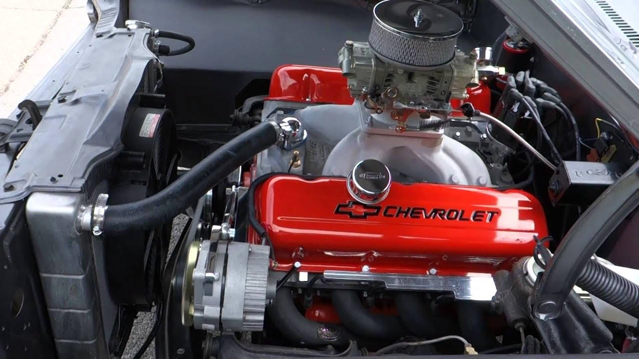 Horsepower Chevy Nova Hot Rod American Muscle Car Youtube