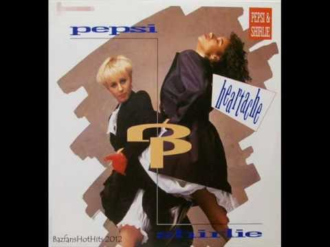 Pepsi & Shirlie - Heart Ache 12inch