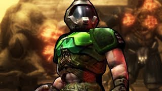 Could Doomguy Survive In Halo´s Universe? Doom Meets Halo
