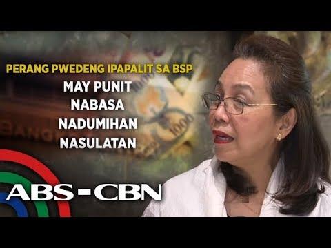BSP binalaan ang publiko vs mga sira, pekeng pera   TV Patrol