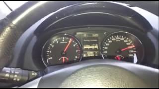 Тест разгона Nissan Qashqai+2 2008 год 180л.с