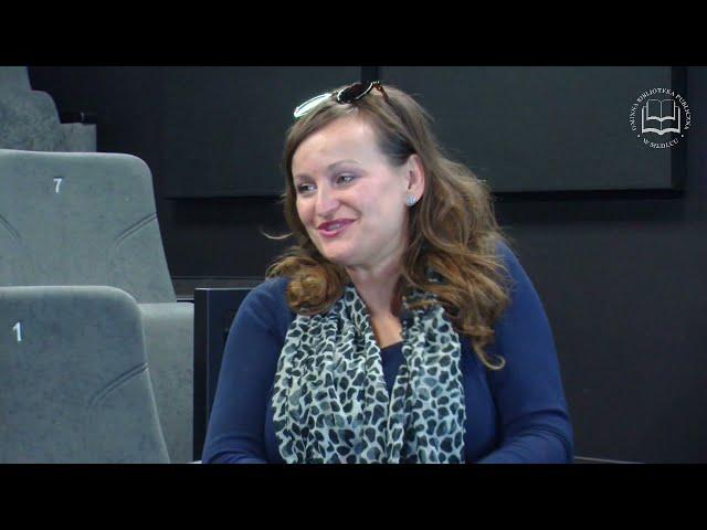W ramach Tygodnia Bibliotek wywiad z panią Ewą Kołodziejczyk, autorką książek dla dzieci.