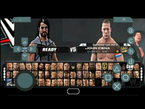 WWE GAME(101 MB ONLY) ON ANDROID  DOWNLOAD NOW