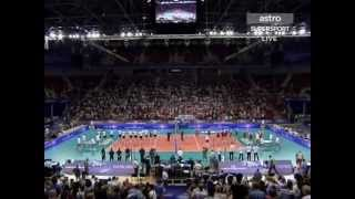 2012.07.08 FIVB World League Final - Poland vs USA