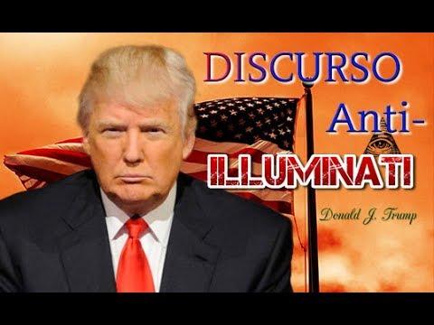Anti-Illuminati Speech, by Donald Trump