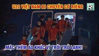 Toàn cảnh U22 Việt Nam mang HCV SEA Games 30 trở về nước bằng chuyên cơ riêng như người hùng